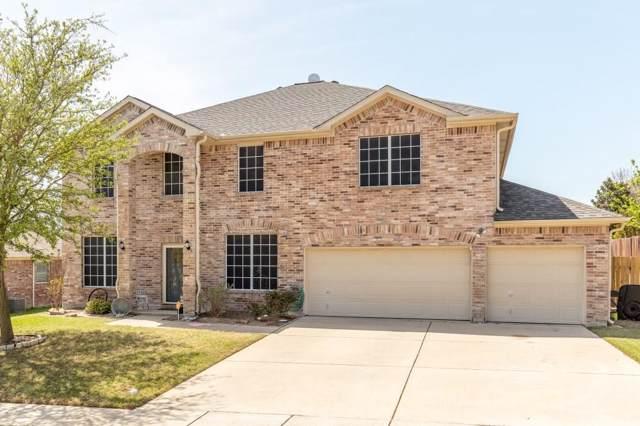 705 Sage Brush Drive, Weatherford, TX 76087 (MLS #14214505) :: Potts Realty Group
