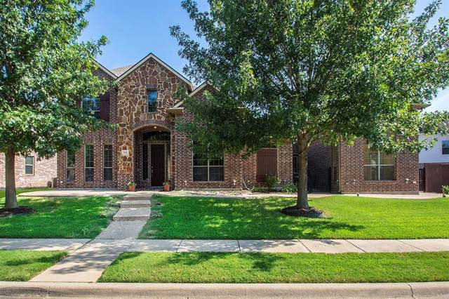 926 Southfork Drive, Allen, TX 75013 (MLS #14214517) :: RE/MAX Town & Country