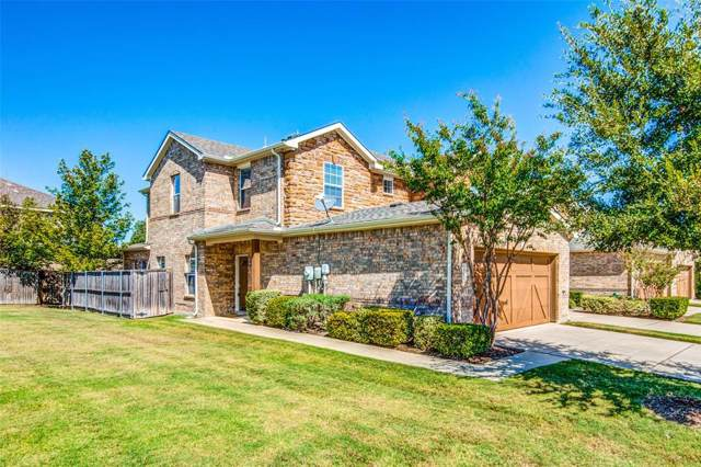 5905 Lost Valley Drive, The Colony, TX 75056 (MLS #14214575) :: The Kimberly Davis Group