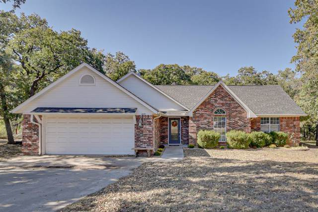418 Hastings Drive, Runaway Bay, TX 76426 (MLS #14214582) :: RE/MAX Landmark