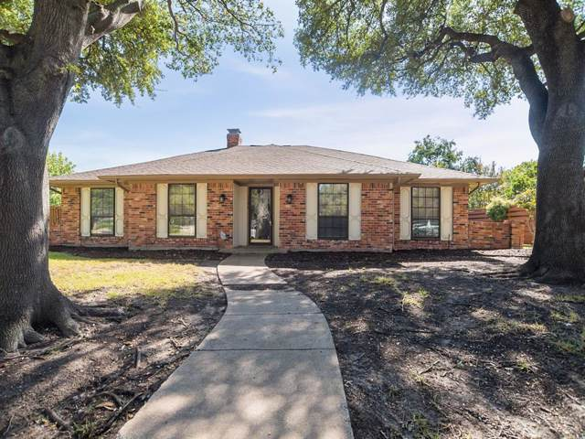 3506 S Echo Trail, Plano, TX 75023 (MLS #14214584) :: RE/MAX Town & Country
