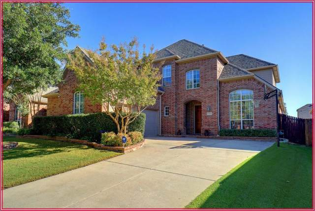 3704 Burgee Court, Fort Worth, TX 76244 (MLS #14214591) :: RE/MAX Town & Country