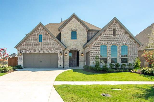 8446 Gerbera Daisy Road, Frisco, TX 75035 (MLS #14214595) :: RE/MAX Town & Country