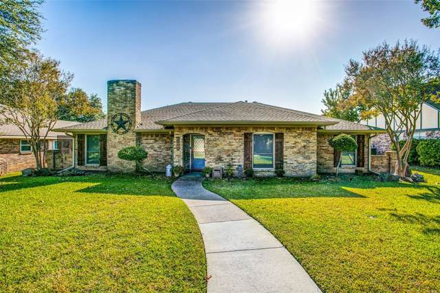 4020 Los Robles Drive, Plano, TX 75074 (MLS #14214664) :: RE/MAX Town & Country