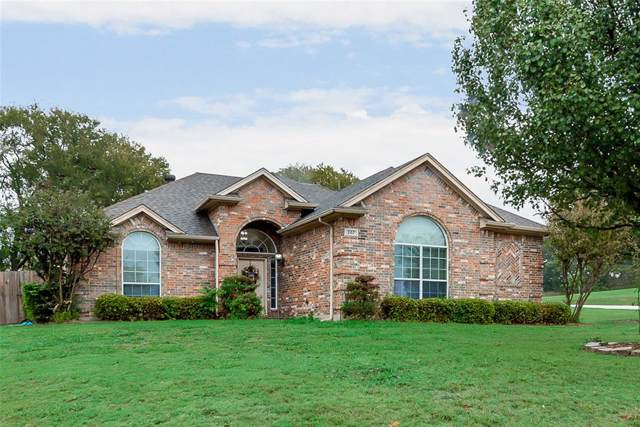 207 Lakeaire Drive, Joshua, TX 76058 (MLS #14214698) :: All Cities Realty