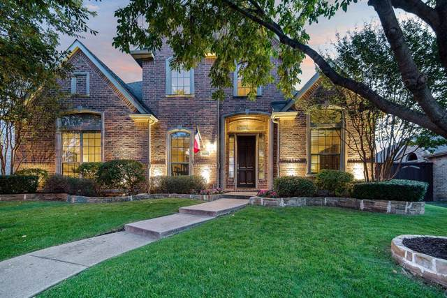 4640 Crystal Creek Drive, Plano, TX 75024 (MLS #14214700) :: RE/MAX Town & Country