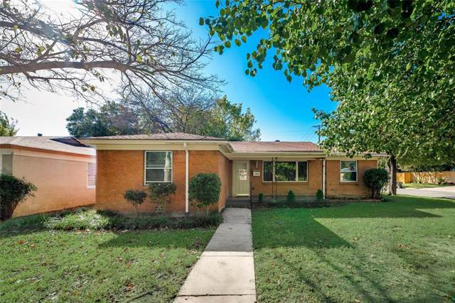 5445 Volder Drive, Fort Worth, TX 76114 (MLS #14214723) :: RE/MAX Town & Country
