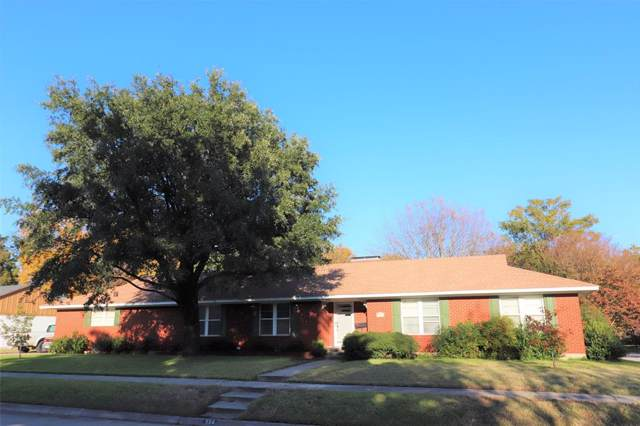 506 Line Drive, Gainesville, TX 76240 (MLS #14214731) :: RE/MAX Town & Country