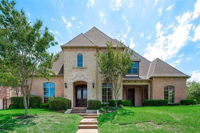 7301 Thames Trail, Colleyville, TX 76034 (MLS #14214753) :: All Cities Realty
