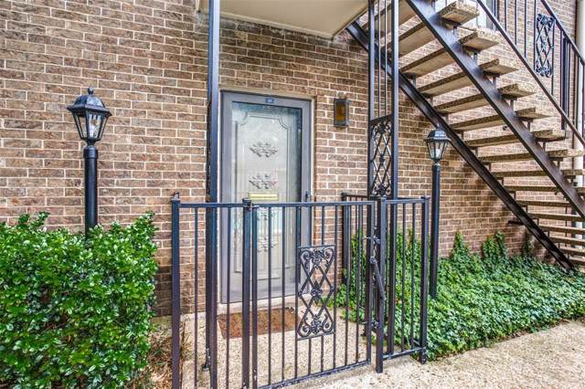 4432 Harlanwood Drive #127, Fort Worth, TX 76109 (MLS #14214755) :: The Hornburg Real Estate Group
