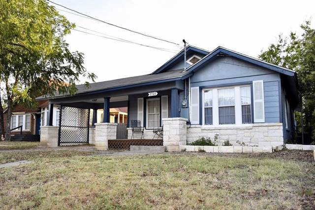 2503 Austin Avenue, Brownwood, TX 76801 (MLS #14214758) :: RE/MAX Town & Country