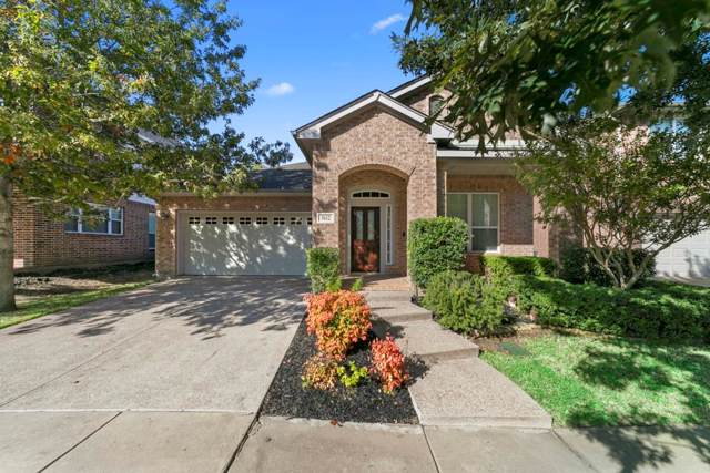 5612 Hampshire Drive, Mckinney, TX 75070 (MLS #14214867) :: Tenesha Lusk Realty Group