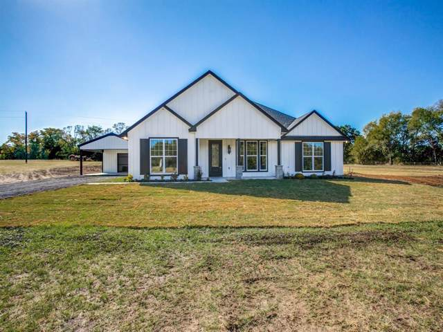 843 County Road 2175, Decatur, TX 76234 (MLS #14214902) :: RE/MAX Town & Country