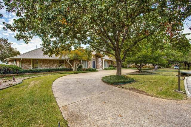 6516 Crestmere Drive, Dallas, TX 75254 (MLS #14214910) :: Frankie Arthur Real Estate