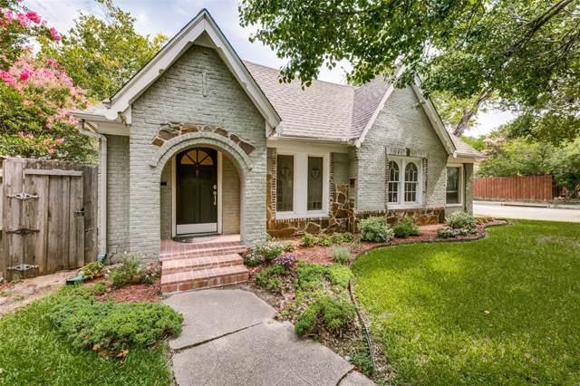 5639 Merrimac Avenue, Dallas, TX 75206 (MLS #14214921) :: Robbins Real Estate Group