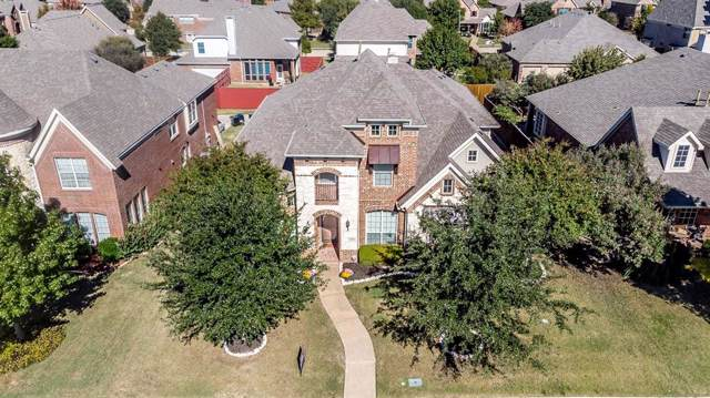 1733 Mapleleaf Drive, Wylie, TX 75098 (MLS #14214967) :: RE/MAX Town & Country
