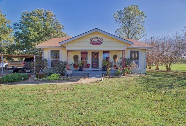152 SE County Road 3010, Corsicana, TX 75109 (MLS #14214972) :: RE/MAX Town & Country