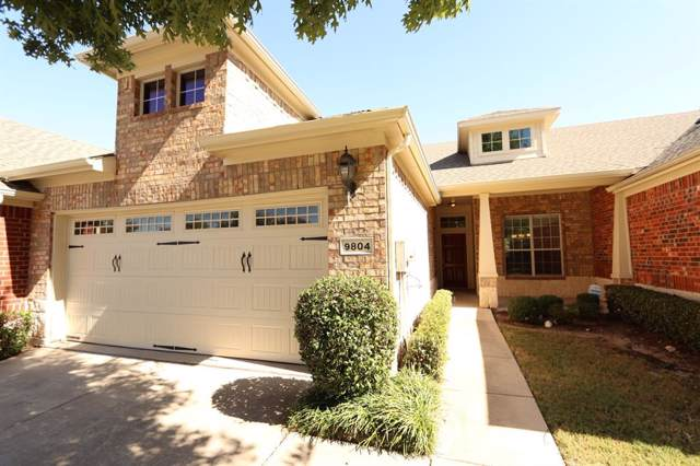 9804 Derwent Drive, Plano, TX 75025 (MLS #14214979) :: The Heyl Group at Keller Williams