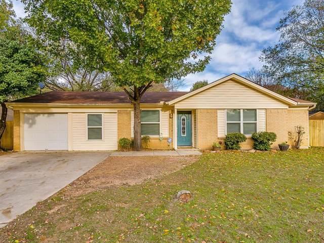 5909 Guildwood Drive, Arlington, TX 76017 (MLS #14214992) :: Trinity Premier Properties