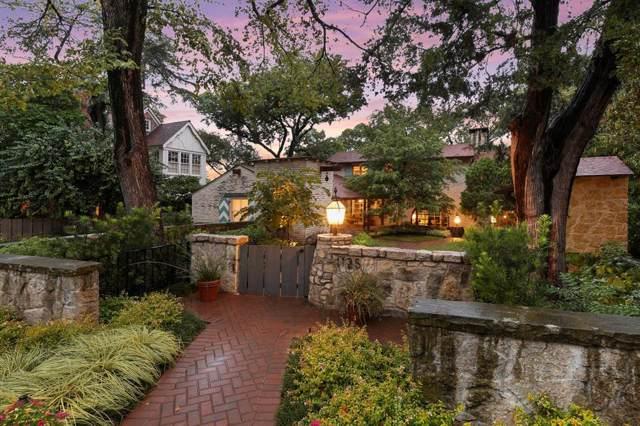 1125 N Canterbury Court, Dallas, TX 75208 (MLS #14215039) :: Real Estate By Design