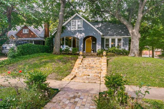 4339 N Hall Street, Dallas, TX 75219 (MLS #14215050) :: Hargrove Realty Group