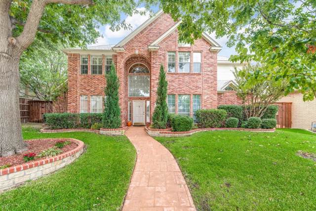 137 Trailwood Lane, Coppell, TX 75019 (MLS #14215057) :: RE/MAX Town & Country
