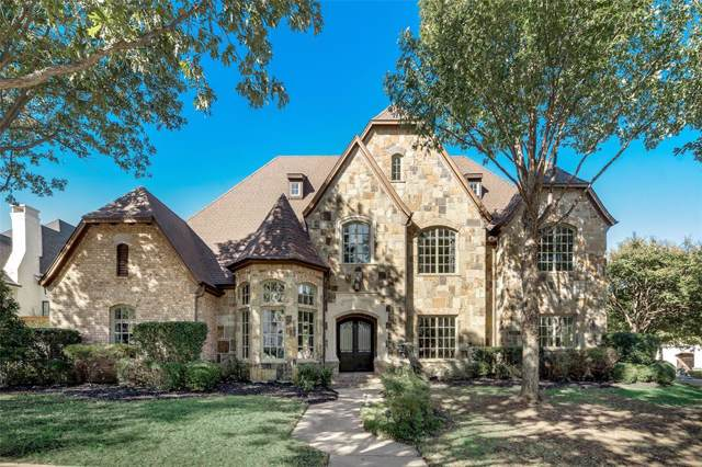 208 Compton Court, Colleyville, TX 76034 (MLS #14215088) :: All Cities Realty