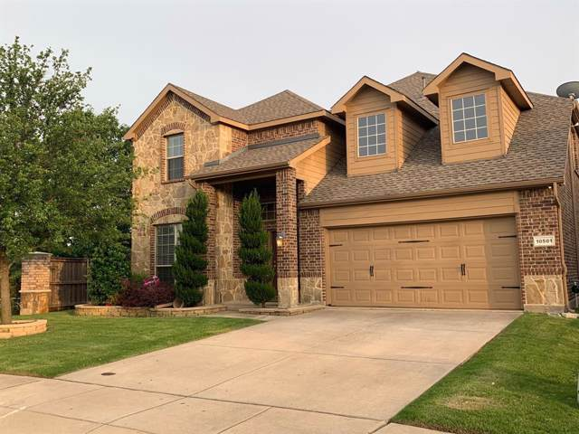 10501 Flat Creek Trail, Mckinney, TX 75072 (MLS #14215101) :: RE/MAX Town & Country