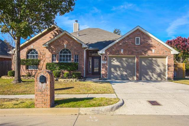7753 Parkwood Plaza Drive, Fort Worth, TX 76137 (MLS #14215135) :: The Sarah Padgett Team