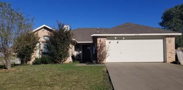 200 Navajo Trail, Alvarado, TX 76009 (MLS #14215163) :: HergGroup Dallas-Fort Worth
