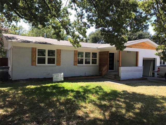 11376 Rupley Lane, Dallas, TX 75218 (MLS #14215178) :: Robbins Real Estate Group