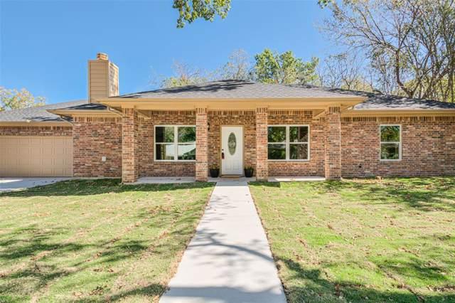 1210 Park Avenue, Bonham, TX 75418 (MLS #14215190) :: Baldree Home Team