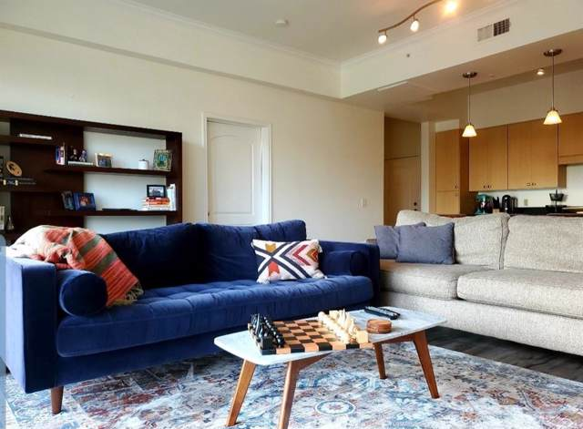 3225 Turtle Creek Boulevard #408, Dallas, TX 75219 (MLS #14215210) :: The Hornburg Real Estate Group