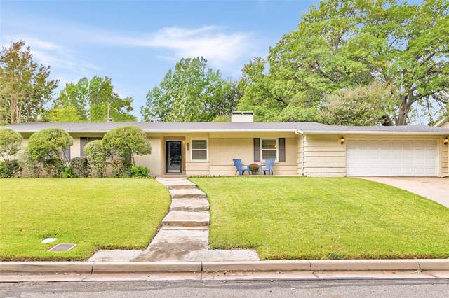 4404 Hildring Drive E, Fort Worth, TX 76109 (MLS #14215233) :: The Mitchell Group