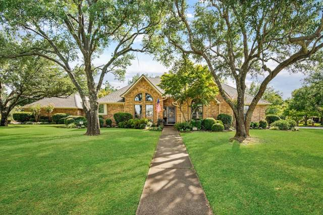 1005 Raven Bend Court, Southlake, TX 76092 (MLS #14215242) :: The Mitchell Group