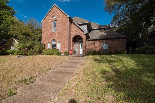 443 Silver Creek Drive, Duncanville, TX 75137 (MLS #14215284) :: RE/MAX Town & Country