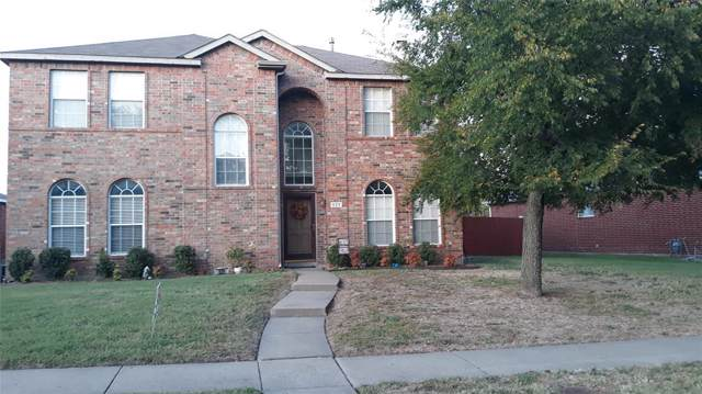 829 John Peter Way, Mesquite, TX 75149 (MLS #14215298) :: RE/MAX Town & Country