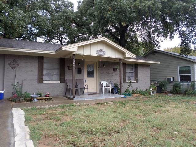 3804 Primrose Avenue, Fort Worth, TX 76111 (MLS #14215308) :: RE/MAX Town & Country