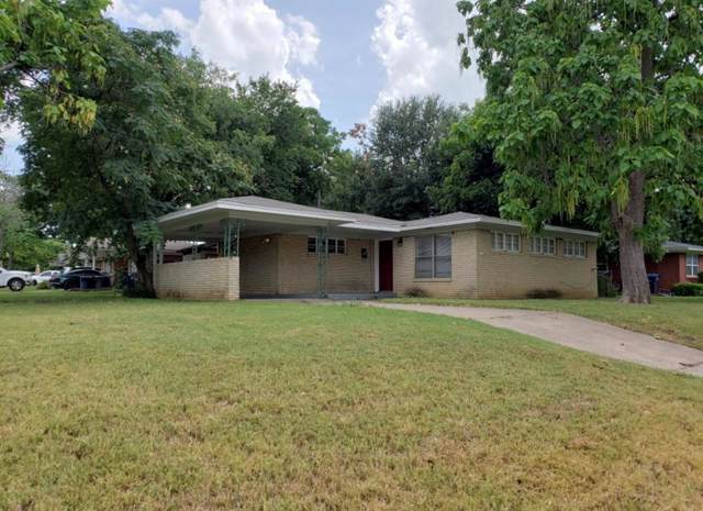 3625 W Fuller Avenue, Fort Worth, TX 76133 (MLS #14215310) :: RE/MAX Town & Country