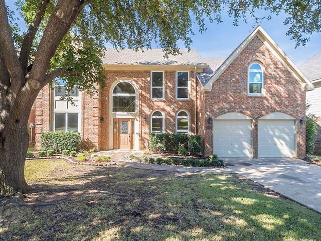 1069 Woodbriar Drive, Grapevine, TX 76051 (MLS #14215360) :: RE/MAX Town & Country