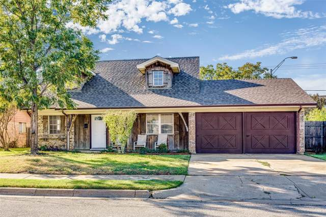 500 E Mission Street, Crowley, TX 76036 (MLS #14215399) :: Potts Realty Group