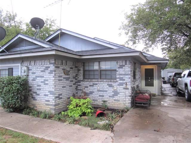 404 S 5th Street, Grandview, TX 76050 (MLS #14215406) :: The Chad Smith Team