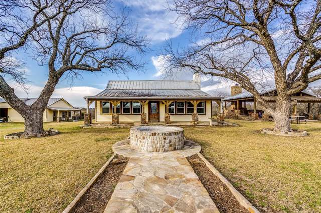 2039 Cold Springs Road, Weatherford, TX 76088 (MLS #14215409) :: The Good Home Team