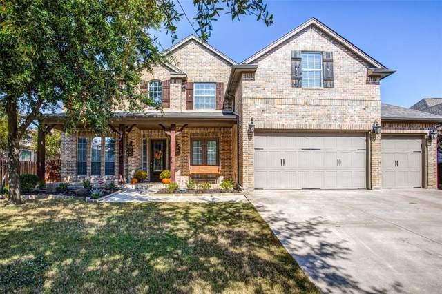 3617 Oliver Drive, Fort Worth, TX 76244 (MLS #14215484) :: RE/MAX Town & Country
