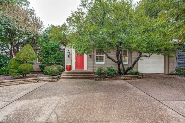 2127 Warner Road, Fort Worth, TX 76110 (MLS #14215560) :: RE/MAX Town & Country