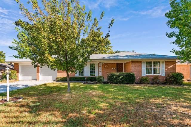 5805 Cynthia Circle, North Richland Hills, TX 76117 (MLS #14215564) :: Lynn Wilson with Keller Williams DFW/Southlake