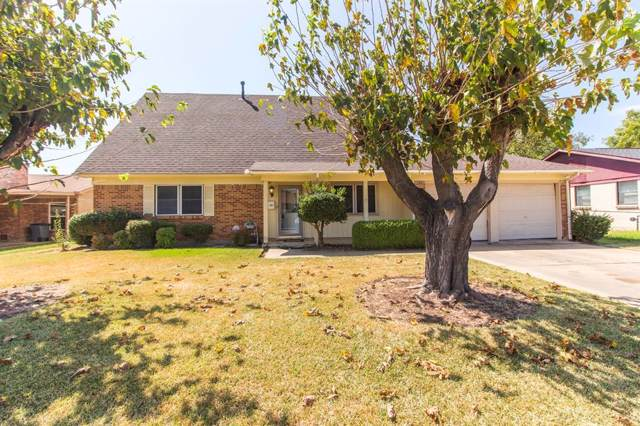 3620 Carriage Hill Drive, Forest Hill, TX 76140 (MLS #14215581) :: RE/MAX Town & Country