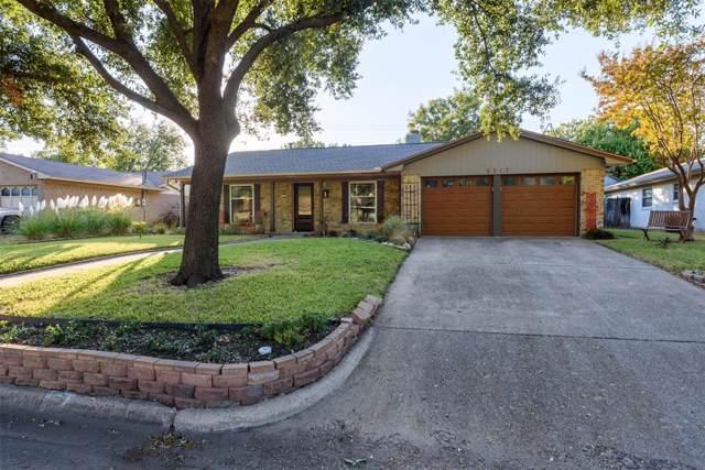 2317 Georgetown Drive, Denton, TX 76201 (MLS #14215593) :: The Mauelshagen Group