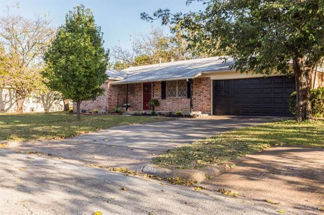 1111 Penrod Street, Granbury, TX 76048 (MLS #14215669) :: Potts Realty Group