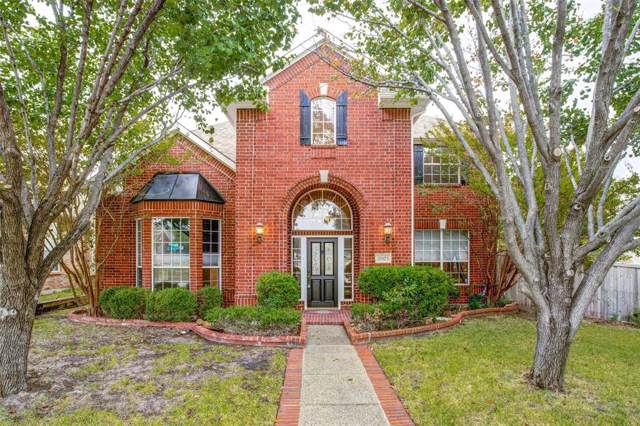 2023 Elmsted Drive, Allen, TX 75013 (MLS #14215672) :: RE/MAX Town & Country